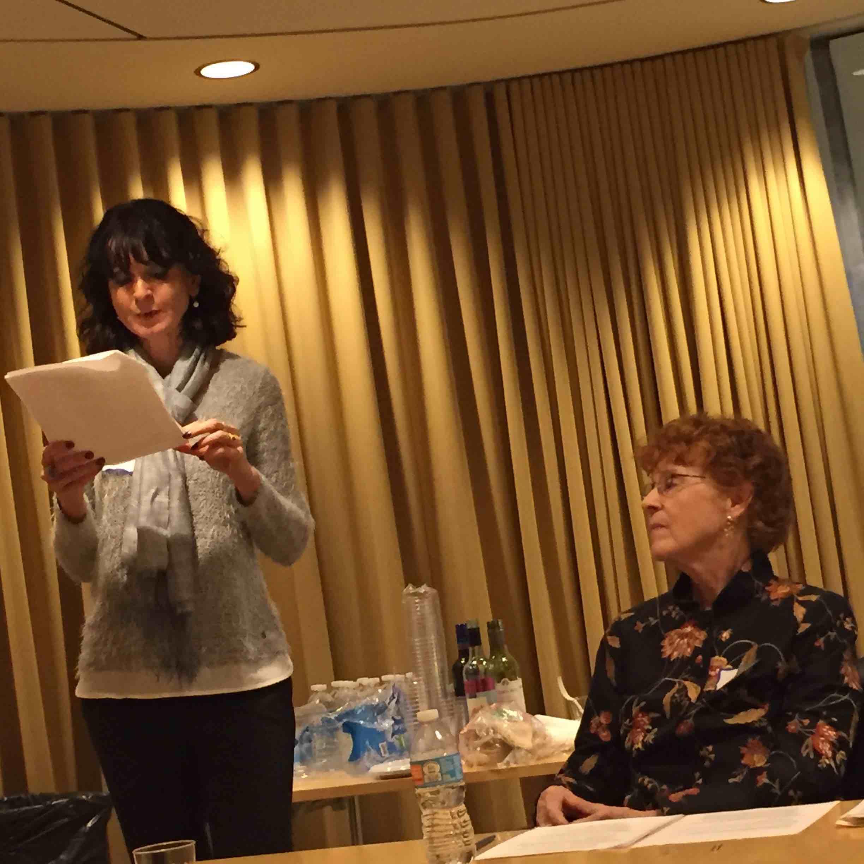 Miriam Margala & Michele Whitman