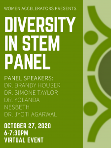 Diversity in STEM Panel